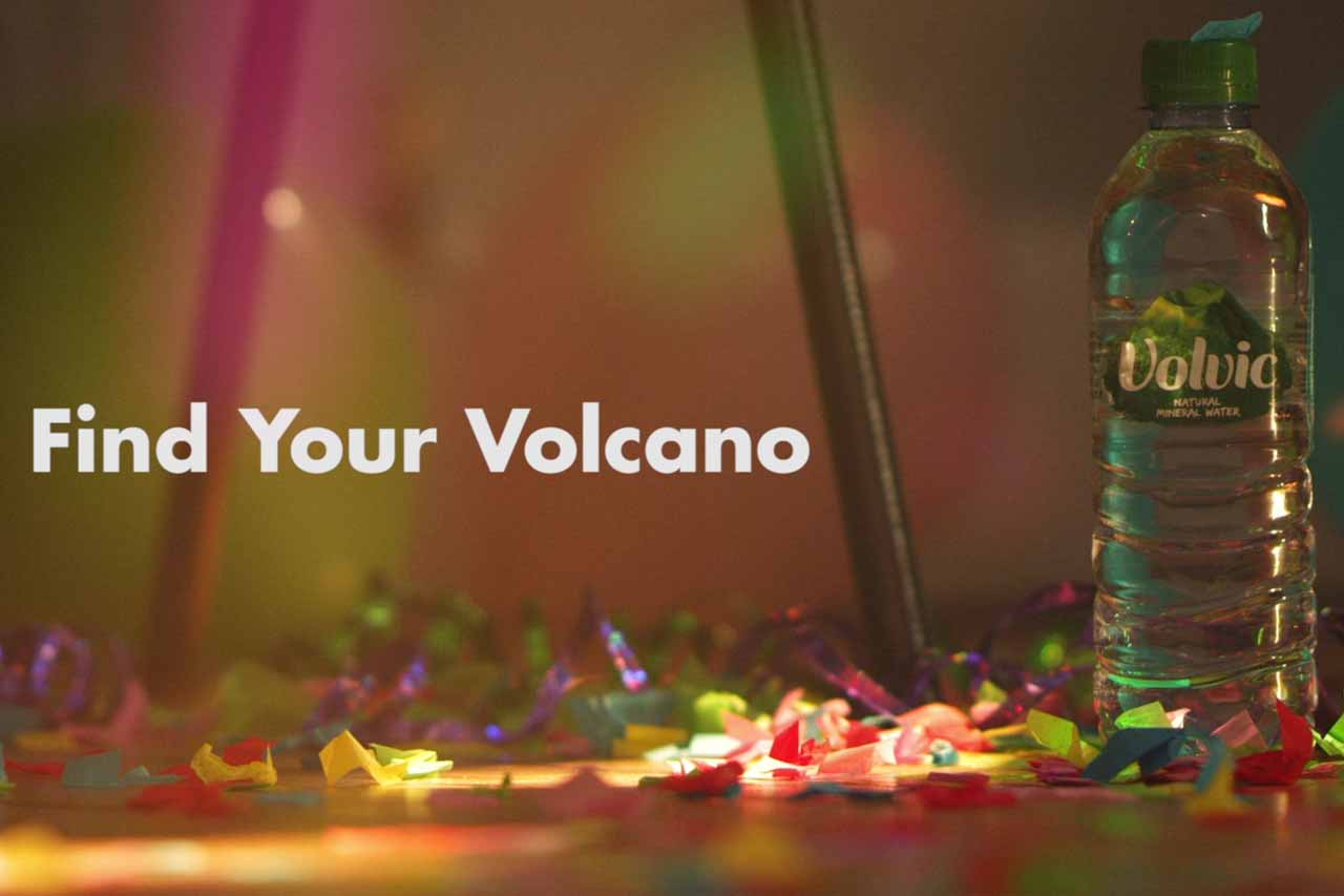 Find Your Volcano